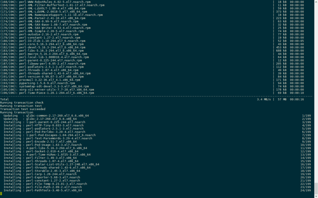 《CentOS7 部署安装 OTRS 6.0 教程》